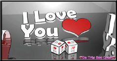 there are no ways than i will love you for ever, like those dices who show it everytimes i roll it.
