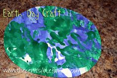 Earth Day Craft Project