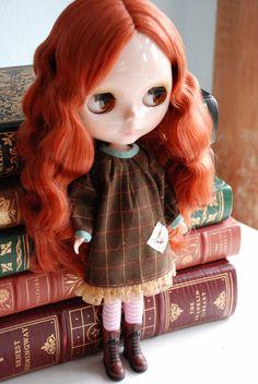 Cozy Blythe Winter Sparrow Dress