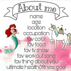 Looong overdue 'About Me' for @fitgirl_charvz  oops! But it's Sunday and I've got coffee so we're going for it!  1. Jemma (no nicknames that have stuck.. but I'm open to suggestions ) 2. 26  3. West Yorkshire England 4. I make fitness & positivity jewellery for kick ass women over at @warriher  5. Green but pink & yellow are close second! :p  6. Jalapeño poppers.. oh my goodness! Or this feta & sundried tomato chickpea concoction I make. Looks like sick.. tastes like heaven! :p 7. I'm…