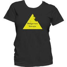 Dangerous Curves – Happy Ink T-Shirts
