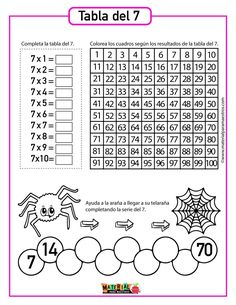 Easter Double Digit Multiplication With Regrouping, Two Digit Multiplication Math For Kids, Fun Math, Math Activities, Math Logic Games, Math Facts, 3rd Grade Math Worksheets, Math School, Cycle 2, Math Multiplication