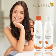 When your hair needs a pick-me-up, Sonya Volume Shampoo is the solution. Our exclusive formulation gives your hair full volume and shine. Sonya® Volume Conditioner is the perfect complement to Sonya® Volume Shampoo. Boosts volume, thickness and increases lift. http://360000339313.fbo.foreverliving.com/page/products/all-products/7-personal-care/usa/en Need help? http://istenhozott.flp.com/contact.jsf?language=en Buy it http://istenhozott.flp.com/shop.jsf?language=en