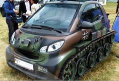 The Ultimate smart car!