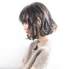yuuta inoue/vicca 'ekoluさんのヘアカタログ | 外国人風,フェミニン,アッシュ,パーマ,ハイライト | 2016.05.07 11.25 - HAIR