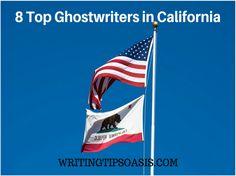 8 Top Ghostwriters in California