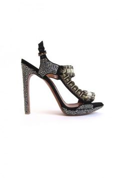 Sandalo gioiello by Edmundo Castillo