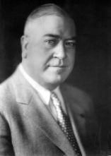 Thomas Joseph Pendergast, political boss in Kansas City, MO