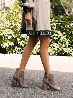 Heel Boot by Jeffrey Campbell at Free People