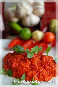 Ajvar-Patlıcanlı Biberli Salça – Mutfak Sırları – Pratik Yemek Tarifleri