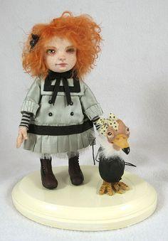 Agatha and Buzzy; Artist: Rosanna Pereyra