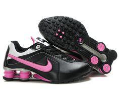 www.asneakers4u.com 316316 001 Nike Shox Rivalry Black Pink J12001 | womens nike  shox | Pinterest | Nike shox, Nike and Pink