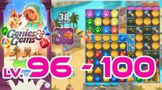 Genies & Gems - Level 96 - 100 (1080p/60fps)