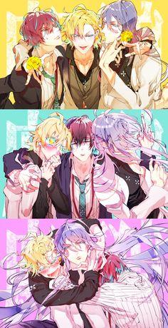 hypmic hell Diy Home and Decorations diy home decor ideas Anime Boys, Cute Anime Boy, Manga Boy, Comic Anime, Anime Art, Familia Anime, Anime Group, Estilo Anime, Handsome Anime