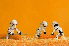 L'universo di Star Wars esercita un grande fascino su moltissimi, giovani e meno giovani.