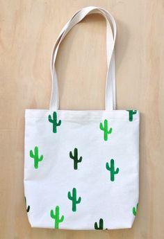 Cactus Tote.