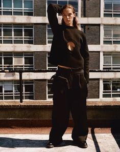 Daria Werbowy by Alasdair McLellan for i-D Magazine Summer 2015