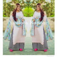 Beautiful Suit, Beautiful Outfits, Indian Attire, Indian Wear, Indian Dresses, Indian Outfits, Bollywood Suits, Desi Wear, Embroidery Fashion