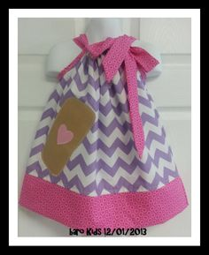Custom Made Pillowcase DressAvailable sizes by BaroKids on Etsy, $16.50