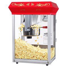 All-Star Popcorn Machine