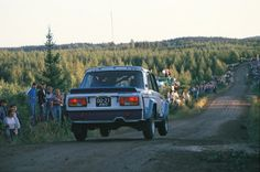 Lada VFTS in Finland Rally (1984) - Group B dreams of the Eastern Europe.