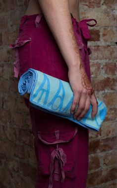 We make the TOGI towel! A 100% Microfiber Yoga Sports Towel  Travel Mat uniquely designed for Yogis to help improve focus, form  alignment. Visit us at www.togiyogi.com to learn more and shop online!   ♥Togi Yogi Towel, Yoga, Shop, Sports, How To Make, Hs Sports, Excercise, Sport, Exercise