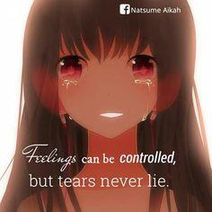 || Los sentimientos pueden ser controlados, pero las lágrimas nunca mienten. | Traducción ES: @sukigamer88 ||