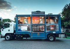 There's a new food truck in town creating pizza parties wherever it goes.