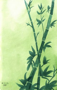 "Day 71 - ""Bambú"""