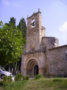 Santa Maria de Porqueres (Plà de l'Estany, Girona)  Catalonia