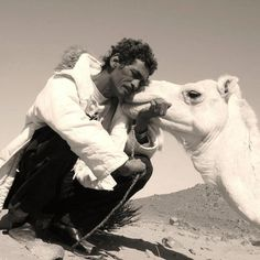Ibrahim of the group Tinariwen