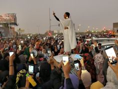 How Women Are Leading The Sudanese Revolution Common Dreams Views Woman Trousers woman flogged for wearing trousers Omar Al Bashir, Fotojournalismus, Leading From The Front, Powerful Images, Powerful Women, Former President, Female Images, Photojournalism, Ladies Day
