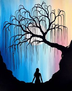 Join us for a Paint Nite event Fri Jun 2018 at 1010 Ave Se Calgary, AB…. Join us for a Paint Nite event Fri Jun 2018 at 1010 Ave Se Calgary, AB. Purchase your tickets online to reserve a fun night out! Painting & Drawing, Watercolor Paintings, Deep Drawing, Fairy Paintings, Moon Painting, Watercolor Moon, Oil Pastel Art, Silhouette Painting, Simple Acrylic Paintings