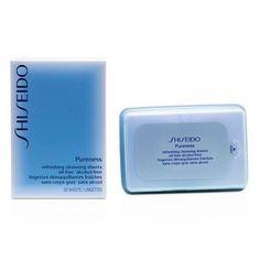 Shiseido Pureness Refreshing Cleansing Sheet--30pcs