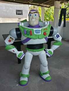 "Buzz Lightyear ""Toy Story"" Landscape Architecture Design, Toy Story Party, Buzz Lightyear, Mary, Parties, Costumes, Chocolate, Toys, Disney"