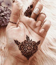 Pretty Henna Designs, Modern Henna Designs, Indian Henna Designs, Latest Henna Designs, Finger Henna Designs, Henna Art Designs, Mehndi Design Pictures, Mehndi Designs For Beginners, Mehndi Designs For Fingers