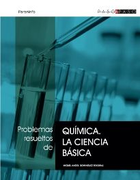 """Problemas resueltos de química : la ciencia básica"" / M. D. Reboiras. Madrid : Thomson, cop. 2007. Matèries : Química; Problemes i exercicis. #nabibbell"