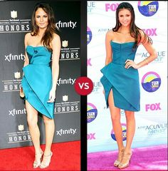 Question of the day!!! Who wore it better?? Comment!!