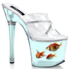 fish tank shoes - Google Search