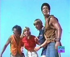 """""""Danger Island"""" action adventure series. This show was part of the """"Banana Splits"""" television show. It originally aired in the mid-60's, but I watched it in re-runs in the early 70's."""