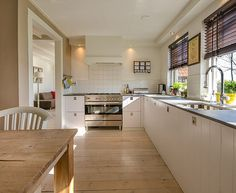 Did you know, if there are various concepts of kitchen design and decoration styles that can be applied to your home. One of them is the design and decoration of a farmhouse kitchen. The design or decoration of this… Continue Reading → Kitchen Interior, Kitchen Decor, Kitchen Ideas, Kitchen Designs, Kitchen Stove, Kitchen Appliances, Kitchen Cabinets, Kitchen Countertops, Open Kitchen