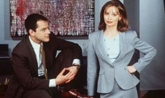 The End of the Office Dress Code — The New York Times Office Dress Code, Office Dresses, Office Wear, The Office, Lisa Nicole Carson, 90s Pop Culture, Ally Mcbeal, Female Cop, Work Uniforms