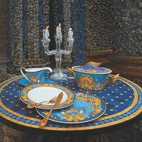32 Best le mer verace images   Rosenthal versace, Porcelain, Versace cfed877ed9d