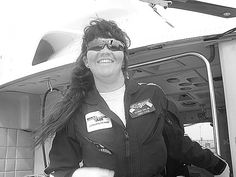 """10 Dec 2006, Flight Nurse Katrina Kish died in the line of duty along with Pilot, Paul LaTour, and Flight Paramedic, Jerry Miller, when their Mercy Air helicopter crashed at the top of Cajon Pass. Katrina was a volunteer Reserve Deputy with the San Bernardino County Sheriff's Department Air Search and Rescue and Nurse Practitioner who worked in the ER at Loma Linda UMC.  Katrina: """"It is still hard to accept that what we do has its challenges, but because we love our jobs, we gladly accept…"""
