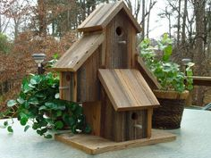 1451 best Bird Houses & Feeders images on Pinterest
