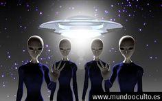 Los extraterrestres se comunican con Rayos Zeta?