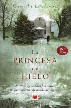 El Creador de Sueños: La Princesa de Hielo, Camilla Läckberg