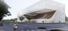 Competition Entry: BFarchitecture's Museum of Ethnography Takes Second for Liget Budapest
