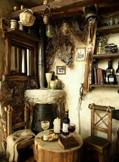 decayingleafs: Now this is beautiful. Kitchen Witches have the most neatest and gorgeous kitchens, especially the pantries. I'm getting an idea to fix up my kitchen next year Plz don't remove caption, thank you.