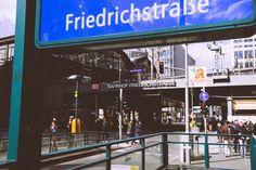 Bahnhof Friedrichstrasse (CC BY-NC-ND)